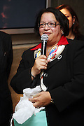 Gayla Stevens Haynes at Rev. Al Sharpton's 55th Birthday Celebration and his Salute to Women on Distinction held at The Penthouse of the Soho Grand on October 6, 2009 in New York City