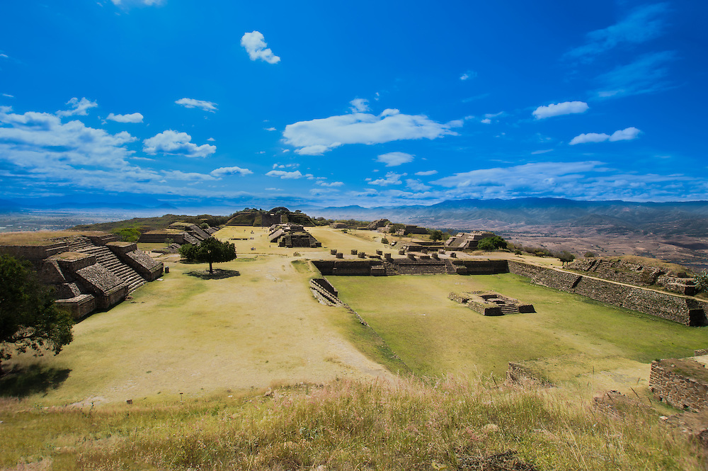 During my visit to Oaxaca Mexico I decided to visit the ruins of Monte Alban.