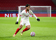 Suso aka Jesus Joaquin Fernandez Saez de la Torre of Sevilla FC during the UEFA Champions League, Group E football match between Stade Rennais and Sevilla FC (FC Seville) on December 8, 2020 at Roazhon Park in Rennes, France - Photo Jean Catuffe / ProSportsImages / DPPI