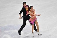 Kana MURAMOTO, Chris REED JPN <br /> Ice Dance Short Dance <br /> Milano 23/03/2018 Assago Forum <br /> Milano 2018 - ISU World Figure Skating Championships <br /> Foto Andrea Staccioli / Insidefoto
