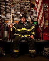 Lieutenant, Ladder 56, FDNY
