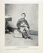 """Clark, The wounded Drummer Boy from The American Civil War book and Grant album : """"art immortelles"""" : a portfolio of half-tone reproductions from rare and costly photographs designed to perpetuate the memory of General Ulysses S. Grant, depicting scenes and incidents in connection with the Civil War Published  in Boston and New York by W. H. Allen in 1894"""