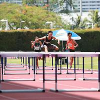 C Div Boys 100m Hurdles
