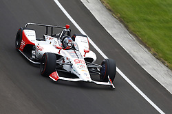 May 18, 2018 - Indianapolis, Indiana, United States of America - MARCO Andretti (98) of the United States brings his car through turn one during ''Fast Friday'' practice for the Indianapolis 500 at the Indianapolis Motor Speedway in Indianapolis, Indiana. (Credit Image: © Chris Owens Asp Inc/ASP via ZUMA Wire)