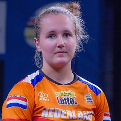 27-07-2014: Wielrennen: WK BMX : Rotterdam Laura Smulders