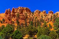 Near Bryce Canyon National Park, Utah USA