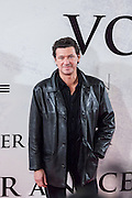 Julio Medem attending the opening of the movie Volver a Nacer in Madrid.