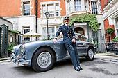 James Bond inspirational Aston Martin