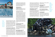 Nat Geo Traveler Magazine Korean edition article on expedition travel photographer Jeff Mauritzen.