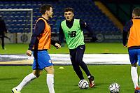 Andy Owen.Stockport County 0-0 Solihull. Vanarama National League. 27.10.20