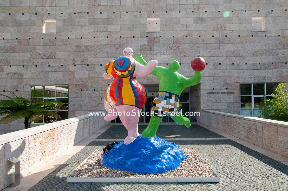 Berardo Collection Museum (Museu Colecao Berardo) is a museum of modern and contemporary art in Belem, Lisbon, Portugal