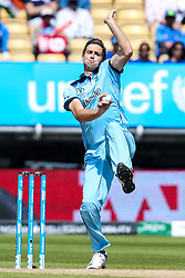 Chris Woakes of England - Mandatory by-line: Robbie Stephenson/JMP - 30/06/2019 - CRICKET - Edgbaston - Birmingham, England - England v India - ICC Cricket World Cup 2019 - Group Stage