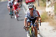 Matteo Trentin (ITA - Mitchelton - Scott), during the UCI World Tour, Tour of Spain (Vuelta) 2018, Stage 5, Granada - Roquetas de Mar 188,7 km in Spain, on August 29th, 2018 - Photo Luis Angel Gomez / BettiniPhoto / ProSportsImages / DPPI