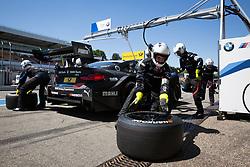 May 6, 2018 - Motorsports: DTM race Hockenheimring, Saison 2018 - 1. Event Hockenheimring, GER, Bruno Spengler, ( CAN, BMW Team RBM  (Credit Image: © Hoch Zwei via ZUMA Wire)