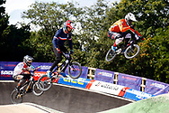 BMX Qualification, Joris Harmsen (Netherlands) during the Cycling European Championships Glasgow 2018, at Glasgow BMX Centre, in Glasgow, Great Britain, Day 9, on August 10, 2018 - Photo luca Bettini / BettiniPhoto / ProSportsImages / DPPI<br /> - Restriction / Netherlands out, Belgium out, Spain out, Italy out -