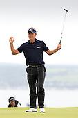 Scottish Open 2011 Winner. Luke Donald.