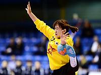 Håndball , 29. november 2013 , Møbelringen Cup kvinner<br /> Russland - Sør-Korea<br /> Mira Park ,Sør-Korea<br /> Handball , Women<br /> Russi - Korea
