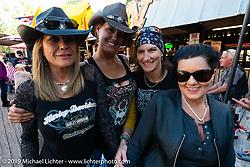 The Iron Horse Saloon during Daytona Bike Week. Ormond Beach, FL. USA. Monday March 12, 2018. Photography ©2018 Michael Lichter.