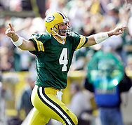 .The Green Bay Packers hosted the New Orleans Saints at Lambeaus Field Sunday October 9, 2005. Steve Apps-State Journal.