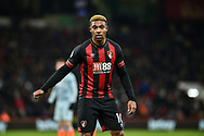 AFC Bournemouth Midfielder, Jordan Ibe (10) during the Premier League match between Bournemouth and Chelsea at the Vitality Stadium, Bournemouth, England on 30 January 2019.