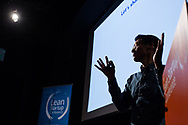The Lean Startup Conference, a four day gathering of entrepreneurs, is held at Fort Mason in San Francisco, CA from November 16th through November 19th 2015. (© 2015 Photo by The Lean Startup Conference/Jakub Mosur and Erin Lubin)