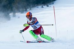 KREZEL Maciej, POL, Slalom, 2013 IPC Alpine Skiing World Championships, La Molina, Spain