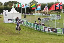 Marijke Visser, (NED), Laiza De Jalima<br /> Endurance - Alltech FEI World Equestrian Games™ 2014 - Normandy, France.<br /> © Hippo Foto Team - Jantien Van Zon