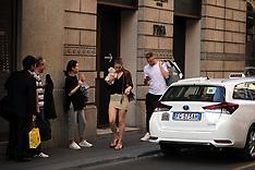 Milan Skriniar Sighting - 14 Sep 2017