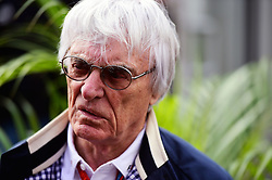 Formel 1: GP von Mexiko 2016 - Rennen in Mexiko-Stadt / 301016<br /> <br /> ***Bernie Ecclestone (GBR).<br /> 30.10.2016. Formula 1 World Championship, Rd 19, Mexican Grand Prix, Mexico City, Mexico, Race Day.<br />  Copyright: Price / XPB Images / action press ***