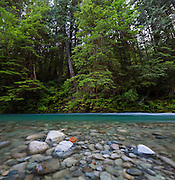Bacon Creek, Mount Baker-Snoqualmie National Forest, Washington.