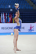 Dora Vass was born in Budapest on September 8th 1991, she is a rhythmic gymnast since 1999 and member of the Hungarian National Team since 2004.