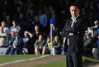 Photo: Ashley Pickering.<br />Southend United v Leeds United. Coca Cola Championship. 17/03/2007.<br />Leeds manager Dennis Wise watches play