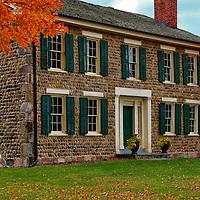 """Cobblestone Farm Autumn""<br /> <br /> A wonderful image of historic Cobblestone Farm in Ann Arbor Michigan during autumn!!<br /> Beautiful architecture, texture and colors!!<br /> <br /> Architecture, structures, buildings and their details by Rachel Cohen"