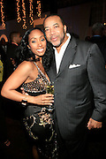 """Michele Murray, Alize Brand Director and Thomas Dortch at The Ludacris Foundation 5th Annual Benefit Dinner & Casino Night sponsored by Alize, held at The Foundry at Puritan Mill in Atlanta, Ga on May 15, 2008.. Chris """"Ludacris"""" Bridges, William Engram and Chaka Zulu were the inspiration for the development of The Ludacris Foundation (TLF). The foundation is based on the principles Ludacris learned at an early age: self-esteem, spirituality, communication, education, leadership, goal setting, physical activity and community service. Officially established in December of 2001, The Ludacris Foundation was created to make a difference in the lives of youth. These men have illustrated their deep-rooted tradition of community service, which has broadened with their celebrity status. The Ludacris Foundation is committed to helping youth help themselves."""