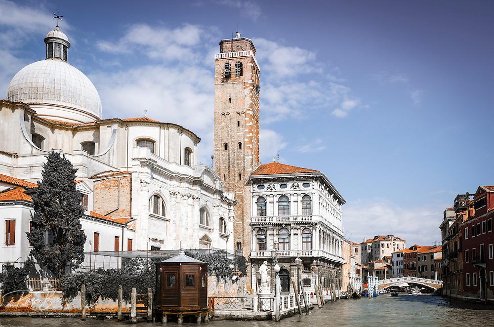 Chiesa di San Geremia Catholic church,Venice, Veneto, Italy