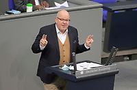 DEU, Deutschland, Germany, Berlin, 29.01.2021: Dr. Christian Wirth (AfD) in der Plenarsitzung im Deutschen Bundestag.