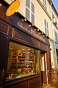 Biscuit shop in Montmartre, Paris, France