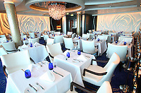 Celebrity Equinox feature photos..Blu, speciality dinning.