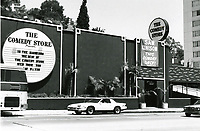 1987 Comedy Store on Sunset Blvd.