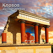 Pictures of Knossos, Images, Photos of the Palace of Knossos, Greece