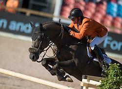 Smolders Harrie, NED, Don VHP Z<br /> FEI European Jumping Championships - Goteborg 2017 <br /> © Hippo Foto - Dirk Caremans<br /> 22/08/2017,