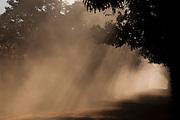 Conceicao do Mato Dentro_MG, Brasil...Estrada de terra em Conceicao do Mato Dentro, Minas Gerais...Dirt road in Conceicao do Mato Dentro, Minas Gerais...Foto: LEO DRUMOND / NITRO