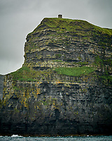 Cliff's of Moher. Image taken with a Nikon 1 V1 camera and 30-110 mm lens.