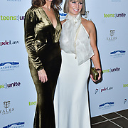 Karen Millen, Andrea McLean attend Teens Unite - Tales Untold at Rosewood London on 29 November 2019, London, UK