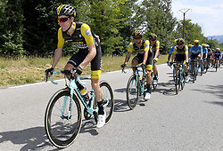 July 20, 2018 - Valence, France - VALENCE, FRANCE - JULY 20 : KRUIJSWIJK Steven (NED) of Team Lotto NL - Jumbo during stage 13 of the 105th edition of the 2018 Tour de France cycling race, a stage of 169.5 kms between Bourg d'Oisans and Valence on July 20, 2018 in Valence, France, 20/07/2018 (Credit Image: © Panoramic via ZUMA Press)