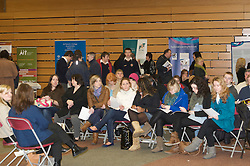 AHEAD_(Assoc. for Higher Education Access & Disability)<br /> It's a college fair for students with disabilities considering their third level options.  Third level colleges will have information stands at the event.<br /> <br /> The Astra Hall, in the Students Centre in UCD Belfield, it's not far from the Clonskeagh Entrance.<br /> <br /> 11.30<br />Introduction and welcome speech - Vice President, UCD.<br /><br />11.45 -11.55 a.m.<br />Launch of Better Options 2009, <br />Cait O'Riordan, UCD student and former singer & bassist with The Pogues.<br /><br />11.55-12.05 p.m.<br />Better Options – DARE admissions route for students with disabilities, Ann Heelan, Executive Director, AHEAD.<br /><br />12.15-12.30 p.m.  <br />Student Voices <br />(Orla Tinsley and Gerard Gallagher, UCD students)