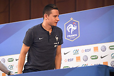 France Training and Press Conference - 23 June 2018