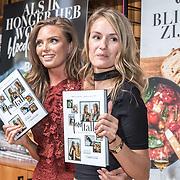 NLD/Amsterdam/20160606 - Boekpresentatie Foodtalk van Kim Feenstra, Kim en Bernine Bijleveld