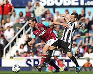 West Ham United v Newcastle United 040513