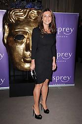 Ella Krasner at the Orange BAFTA's Nominees party held at Asprey, 165 New Bond Street, London on 20th February 2010.